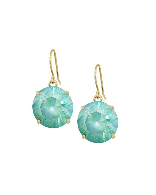 Kate Spade | Green Shine On French Wire Drop Earrings | Lyst