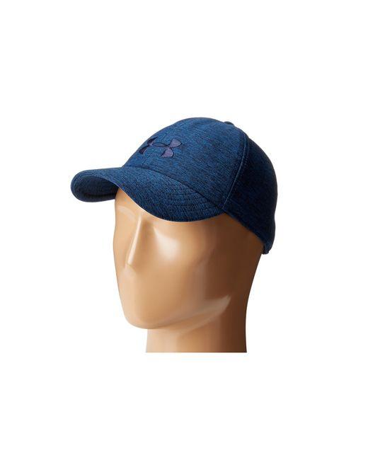 Under Armour | Blue Ua Renegade Twist Cap for Men | Lyst
