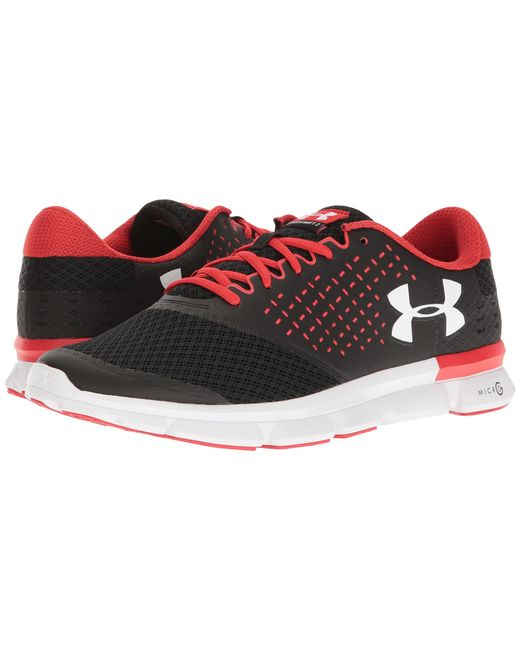 Under Armour | Red Ua Micro G Speed Swift 2 for Men | Lyst