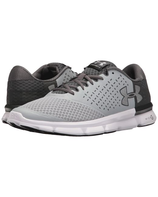 Under Armour | Gray Ua Micro G Speed Swift 2 for Men | Lyst