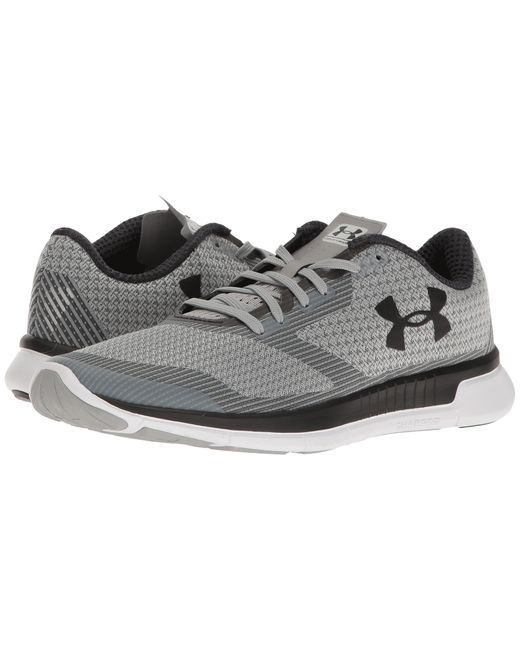 Under Armour | Gray Ua Charged Lightning for Men | Lyst