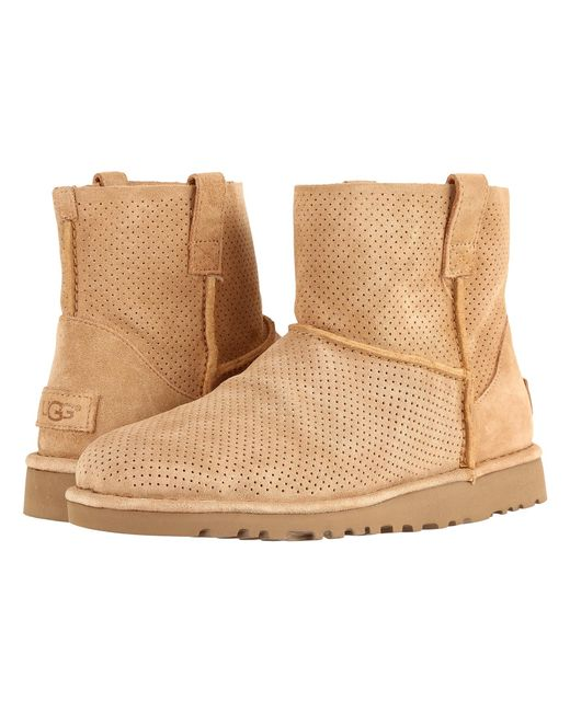 Ugg | Multicolor Classic Unlined Mini Perf | Lyst