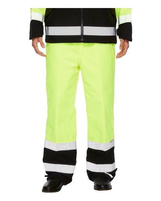 Timberland | Yellow Work Sight High-visibility Insulated Pants for Men | Lyst