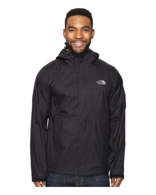 The North Face   Black Venture 2 Jacket for Men   Lyst