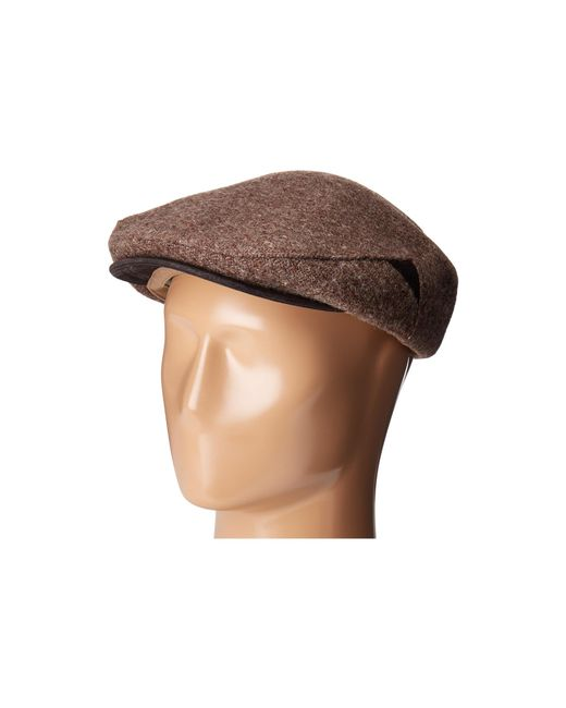 Stetson | Brown Italian Fabric Ivy for Men | Lyst
