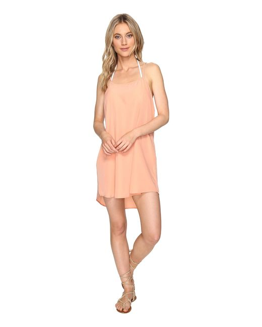 Rip Curl | Pink Classic Surf Cover-up | Lyst