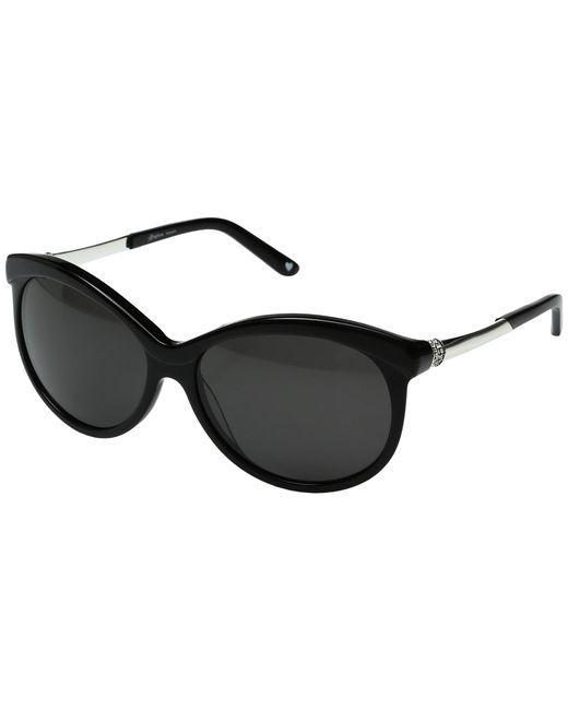Brighton Meridian Sunglasses In Black Lyst
