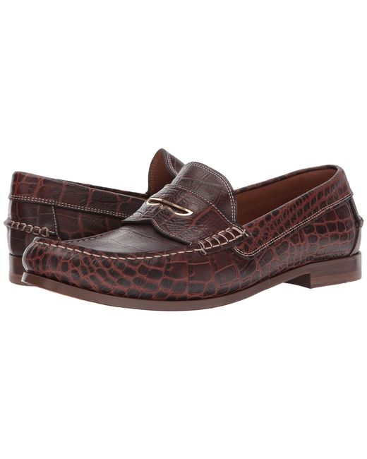 Donald J Pliner | Brown Natale for Men | Lyst