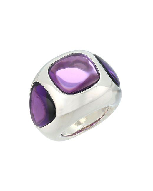 Pomellato | Metallic A.b317qt/a/ai Bisanzio Ring | Lyst