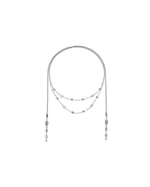 Kendra Scott | Multicolor Emelina Lariat Necklace | Lyst
