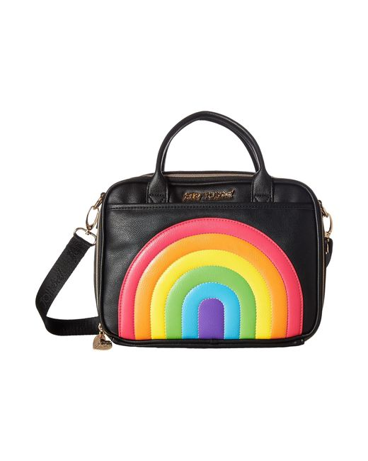 Betsey Johnson | Black Chow Bella Lunch Tote | Lyst