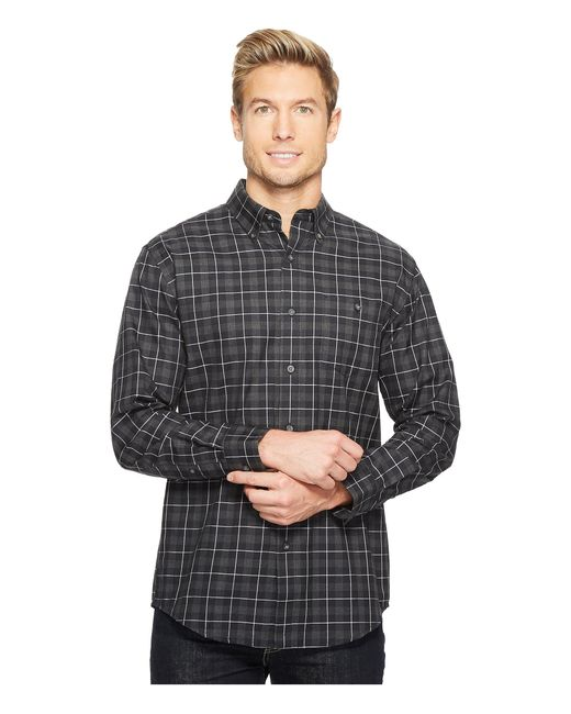 Pendleton | Gray Belmont Heathered Shirt for Men | Lyst