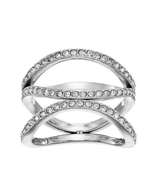 Michael Kors | Metallic Wonderlust Open Ring | Lyst