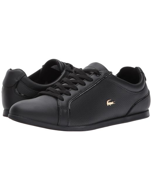 Lacoste | Black Rey Lace 317 1 for Men | Lyst