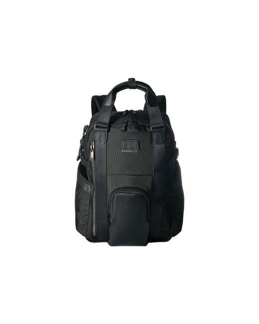 Tumi - Alpha Bravo Kings Backpack Tote (black) Backpack Bags for Men - Lyst
