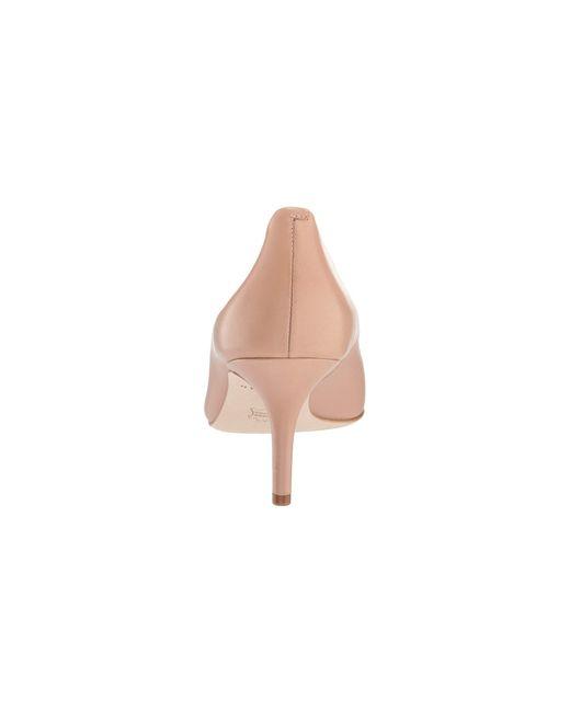 10b906641c5 ... Cole Haan - Natural Vesta Pump (65mm) (nude Leather) Women s Shoes ...