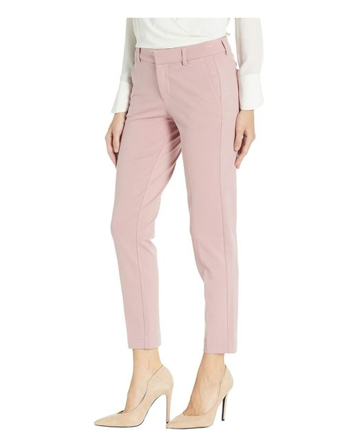 Liverpool Jeans Company Synthetic Kelsey Knit Trousers In Pink Save 30 Lyst