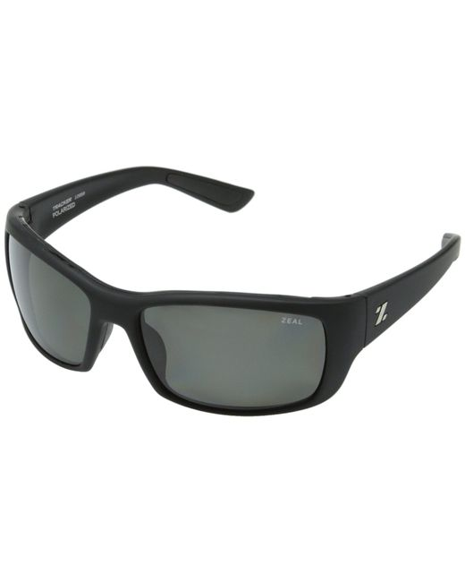 Zeal Optics - Black Tracker (primer W/ Polariazed Dark Grey Lens) Sport Sunglasses - Lyst