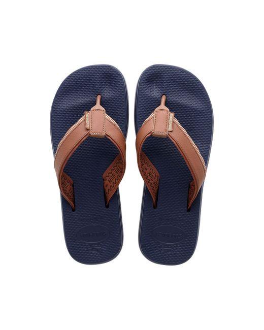 Havaianas Blue Urban Blend Flip-flop for men