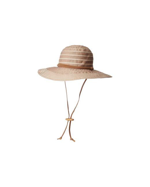 e513d69b San Diego Hat Company - Multicolor Rbl4782 Chin Cord Ribbon Floppy (tan)  Traditional Hats ...