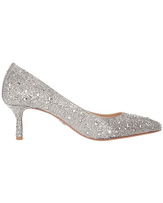 c52d40801b2 ... Betsey Johnson - Multicolor Jora (silver Satin) Women s 1-2 Inch Heel  Shoes ...