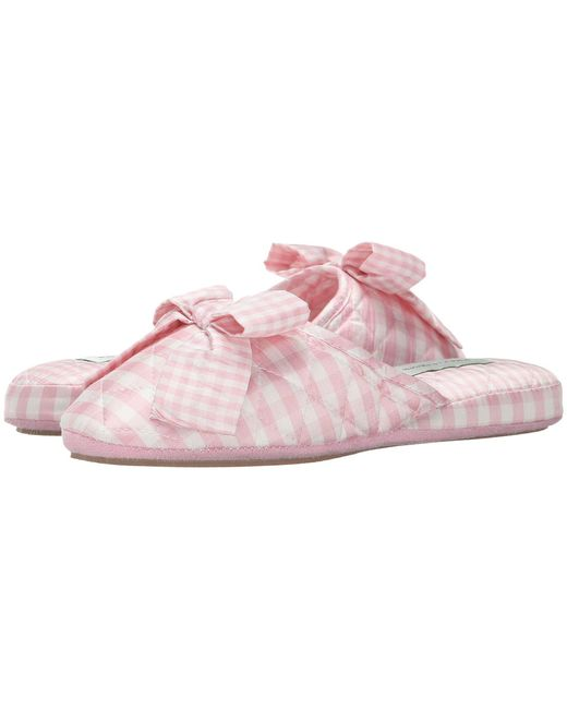 Patricia Green - Pink Silk Check - Lyst