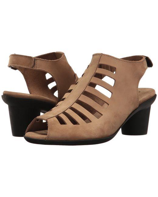 Arche - Multicolor Elexor (sand Nubuck) Women's Shoes - Lyst