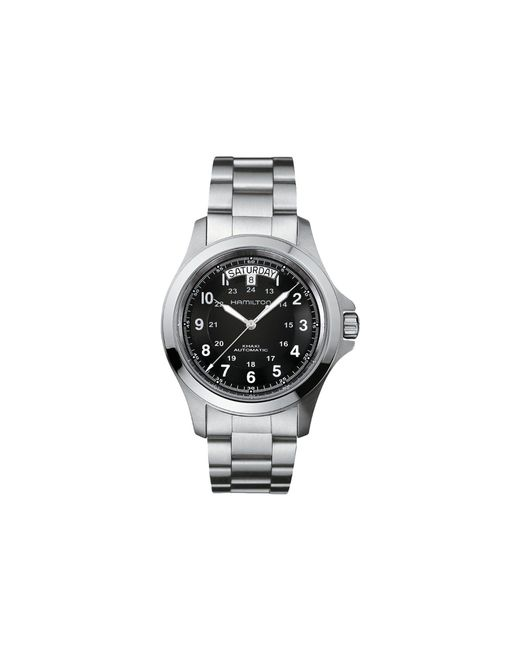 Hamilton - Khaki King - H64455133 (black) Watches for Men - Lyst