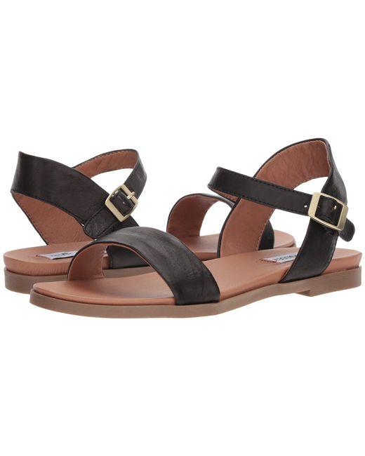 a586d9f02005 Steve Madden - Multicolor Dina Sandal (tan Leather) Women s Sandals ...