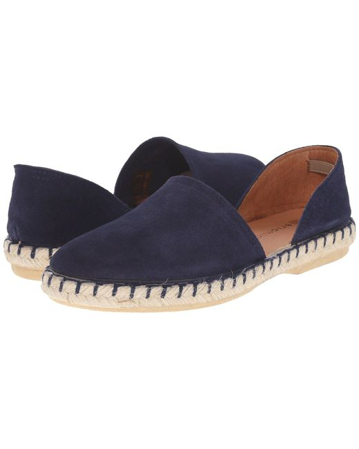 Eric Michael - Blue Olivia (black) Women's Shoes - Lyst