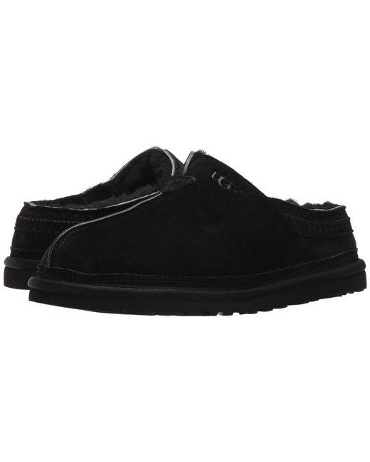 Ugg - Neuman (black) Men's Clog Shoes for Men - Lyst