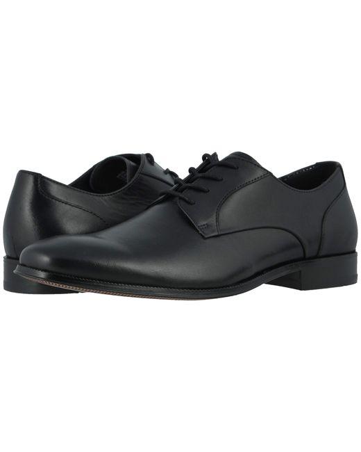 Florsheim Black Jetson Plain Toe Oxford for men