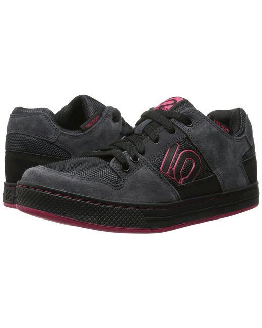 Five Ten - Pink Freerider (black/berry) Women's Skate Shoes - Lyst