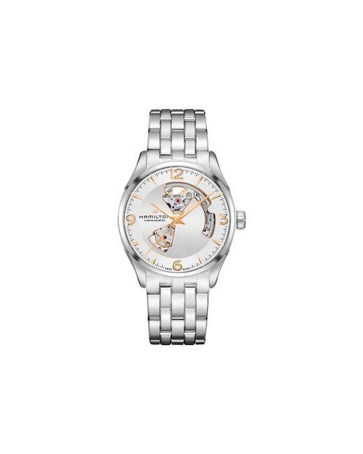 Hamilton - Metallic Jazzmaster Open Heart - H32705151 (silver) Watches - Lyst