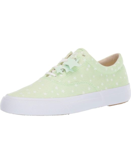 Keds Anchor Glow Canvas in Green - Lyst