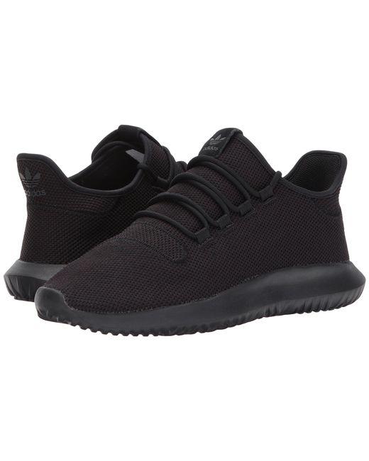 eb25abfa2f7270 Adidas Originals - Tubular Shadow (white black white) Men s Classic Shoes  for ...