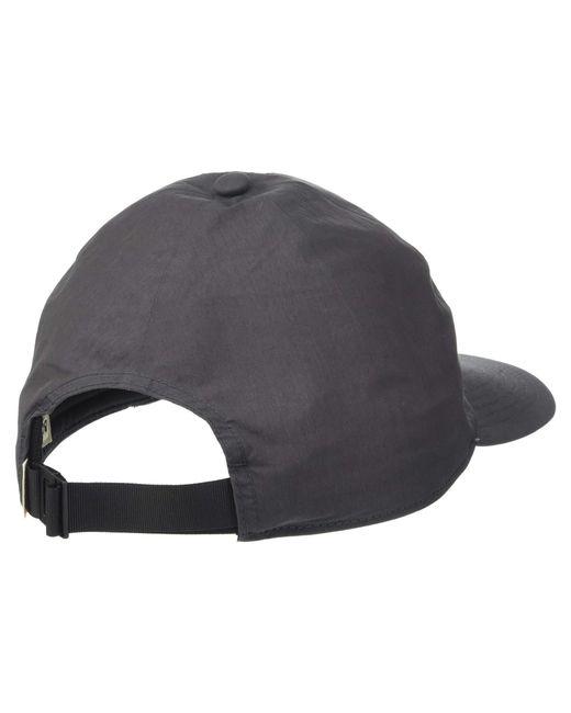 b27b8089a8b ... Burton - Gray Performance Rad Dad Hat (phantom) Caps for Men - Lyst