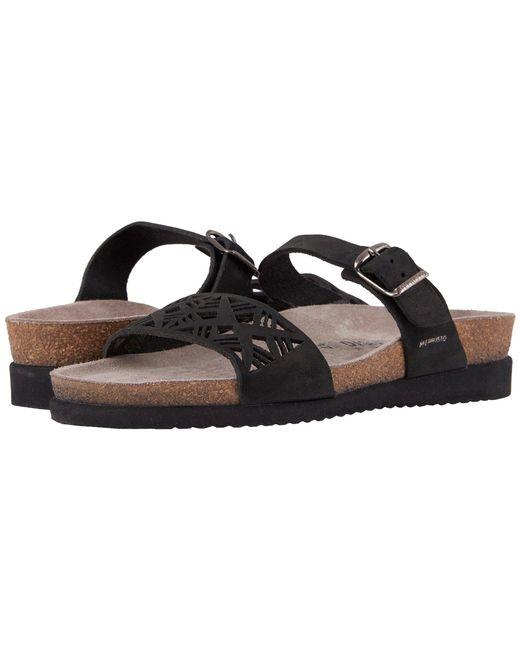 Mephisto - Hirena (black Nubuck 6000) Women's Shoes - Lyst