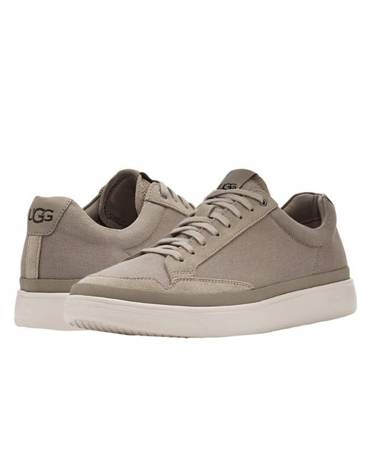 Ugg Multicolor South Bay Sneaker Low Canvas Shoes for men
