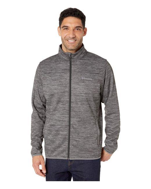 Columbia Gray Birch Woodstm Ii Full Zip Fleece for men