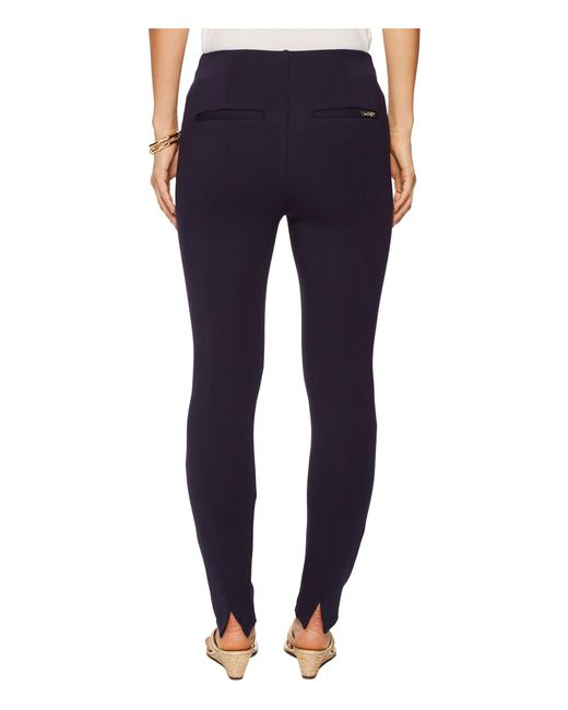 8dd0018f347ffc ... Lyst Lilly Pulitzer - Blue Nira Travel Leggings (midnight Navy) Women's  Casual Pants ...