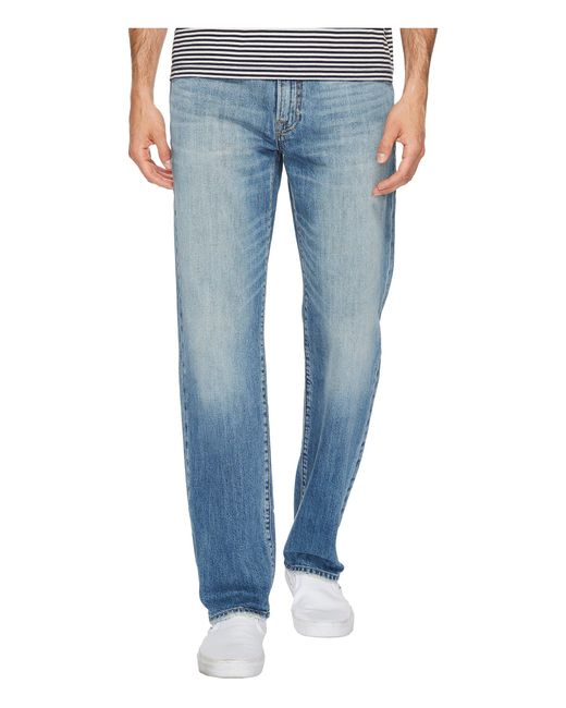 Lucky Brand Blue 363 Vintage Straight In Paradise Valley for men