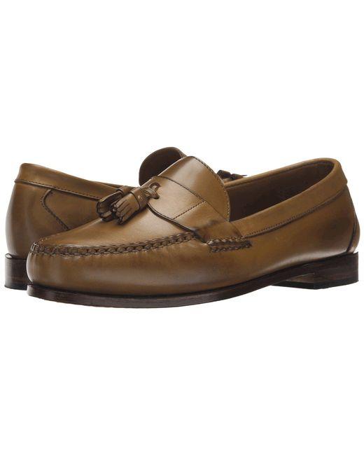 Allen Edmonds - Multicolor Schreier (walnut Calf) Men's Shoes for Men - Lyst