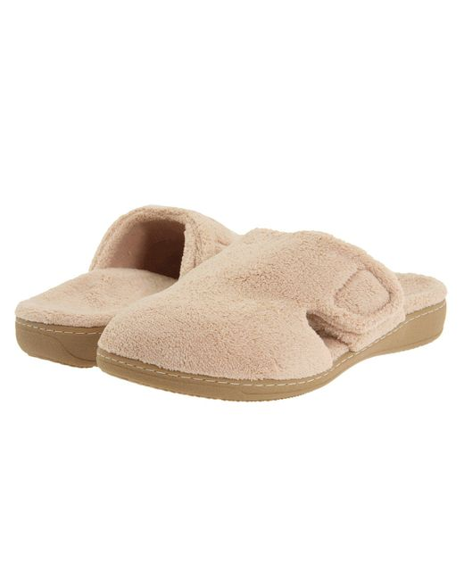 Vionic - Brown Gemma Mule Slipper - Lyst