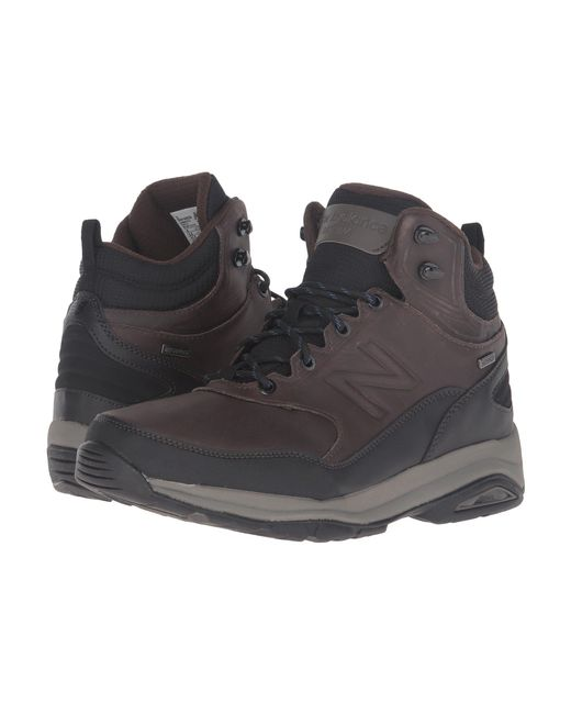 New Balance - Mw1400v1 (dark Brown) Men's Hiking Boots for Men - Lyst