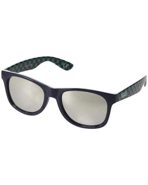 c3e1ea4b2cc Vans - Spicoli 4 Shades (black white) Fashion Sunglasses for Men - Lyst ...