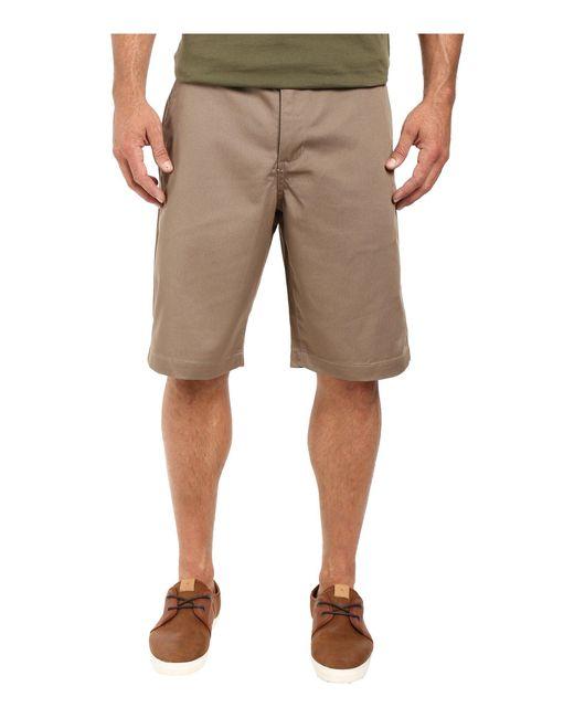RVCA Natural Americana Short for men