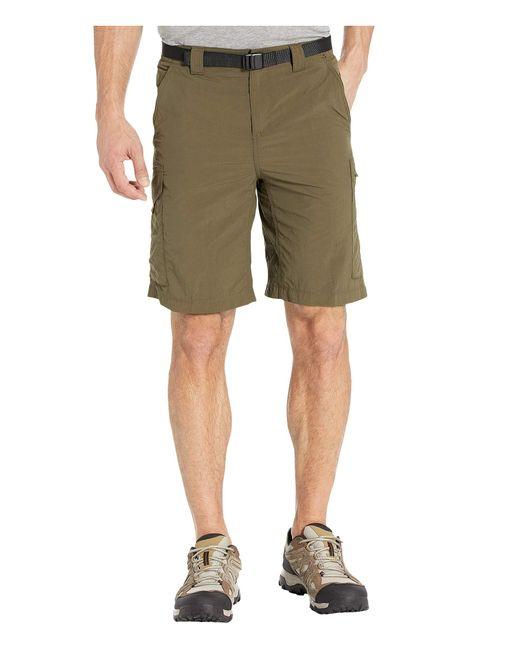 Columbia Green Silver Ridgetm Cargo Short for men