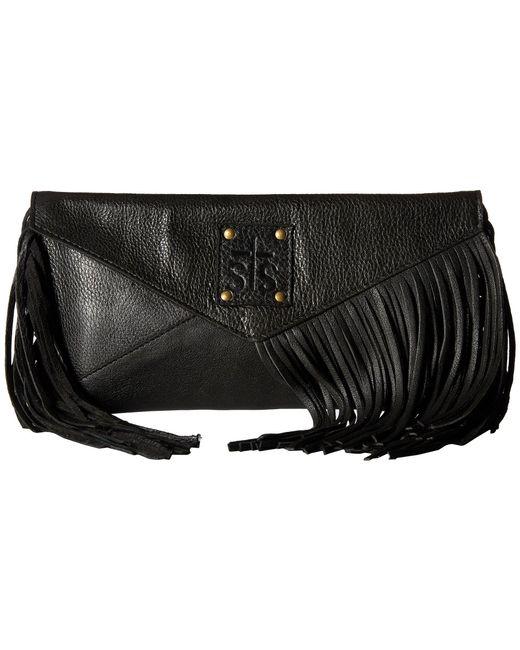 STS Ranchwear - Black Envelope Clutch (urban Powder Fog) Clutch Handbags - Lyst