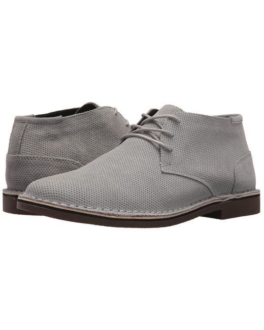 Kenneth Cole Reaction - Gray Desert Chukka (taupe) Men's Lace Up Casual Shoes for Men - Lyst